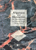 Argument and Abstraction