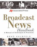 Associated Press Broadcast News Handbook
