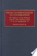 From Confrontation to Cooperation Book PDF