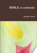 BIBLE et sodomie