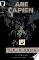 Abe Sapien  The Drowning  4