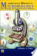 Laboratory Manual In Microbiology 2004 Ed