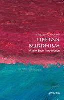 Tibetan Buddhism: A Very Short Introduction