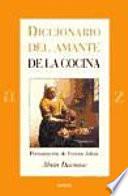 Diccionario del amante de la cocina