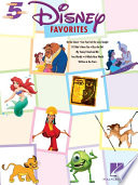 Disney Favorites  Songbook
