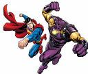 Superman Vs  Mongul