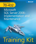 MCTS Self-paced Training Kit (exam 70-432)