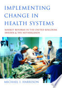 Implementing Change in Health Systems
