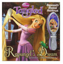 Disney Tangled Rapunzel S Dream Storybook With Musical Hairbrush