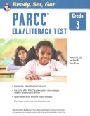 Common Core  PARCC r  ELA Literacy Test  Grade 3