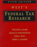 West s Federal Tax Research