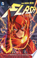 The Flash Vol  1  Move Forward  The New 52