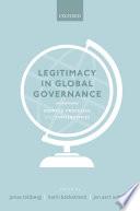 Legitimacy in Global Governance