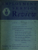 Employment Service Review