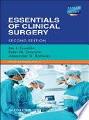 Essentials Of Clinical Surgery E Book