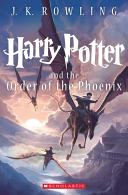 Harry Potter and the Order of the Phoenix (Book 5) by Rowling JK