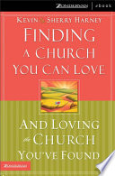 Finding A Church You Can Love And Loving The Church You've Found : to church twice on sundays or never...
