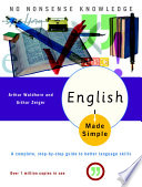 English Made Simple  Revised Edition