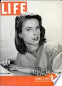 15 oct. 1945