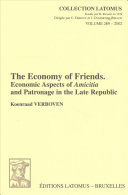 The economy of friends