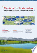 Wastewater Engineering Advanced Wastewater Treatment Systems book