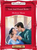Lost And Found Bride (Mills & Boon Vintage Desire) : ...