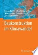 Baukonstruktion im Klimawandel