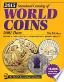 2015 Standard Catalog of World Coins 2001 Date