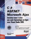 C   ASP NET Microsoft Ajax