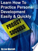 Learn How To Practice Personal Development