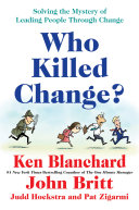 download ebook who killed change? pdf epub