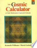 The Cosmic Calculator