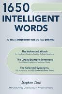 1650 Intelligent Words