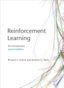 Reinforcement Learning : used text on reinforcement learning,...