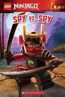 LEGO Ninjago: Reader #13 Book