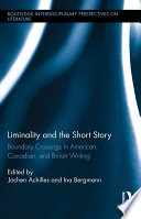 Liminality and the Short Story