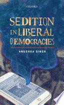 Sedition In Liberal Democracies