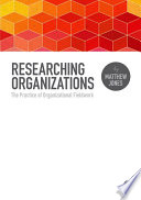 Researching Organizations