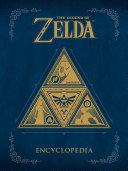 The Legend of Zelda Encyclopedia Book