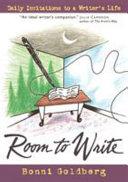 Room to Write
