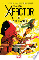 All-New X-Factor Vol. 1 : serval industries, one of the world's most...