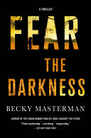 Fear The Darkness : on your shoulder. that's because a...