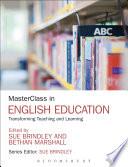 MasterClass in English Education