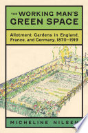 The Working Man s Green Space Book PDF
