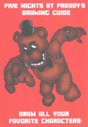 Five Nights at Freddy s Drawing Book