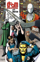 Doom Patrol Vol  1  Crawling from the Wreckage