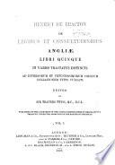 Rerum Britannicarum Medii   vi Scriptores Book PDF