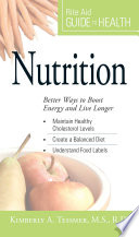 Your Guide to Health: Nutrition