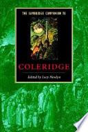 The Cambridge Companion to Coleridge