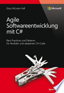 Agile Softwareentwicklung mit C   Microsoft Press